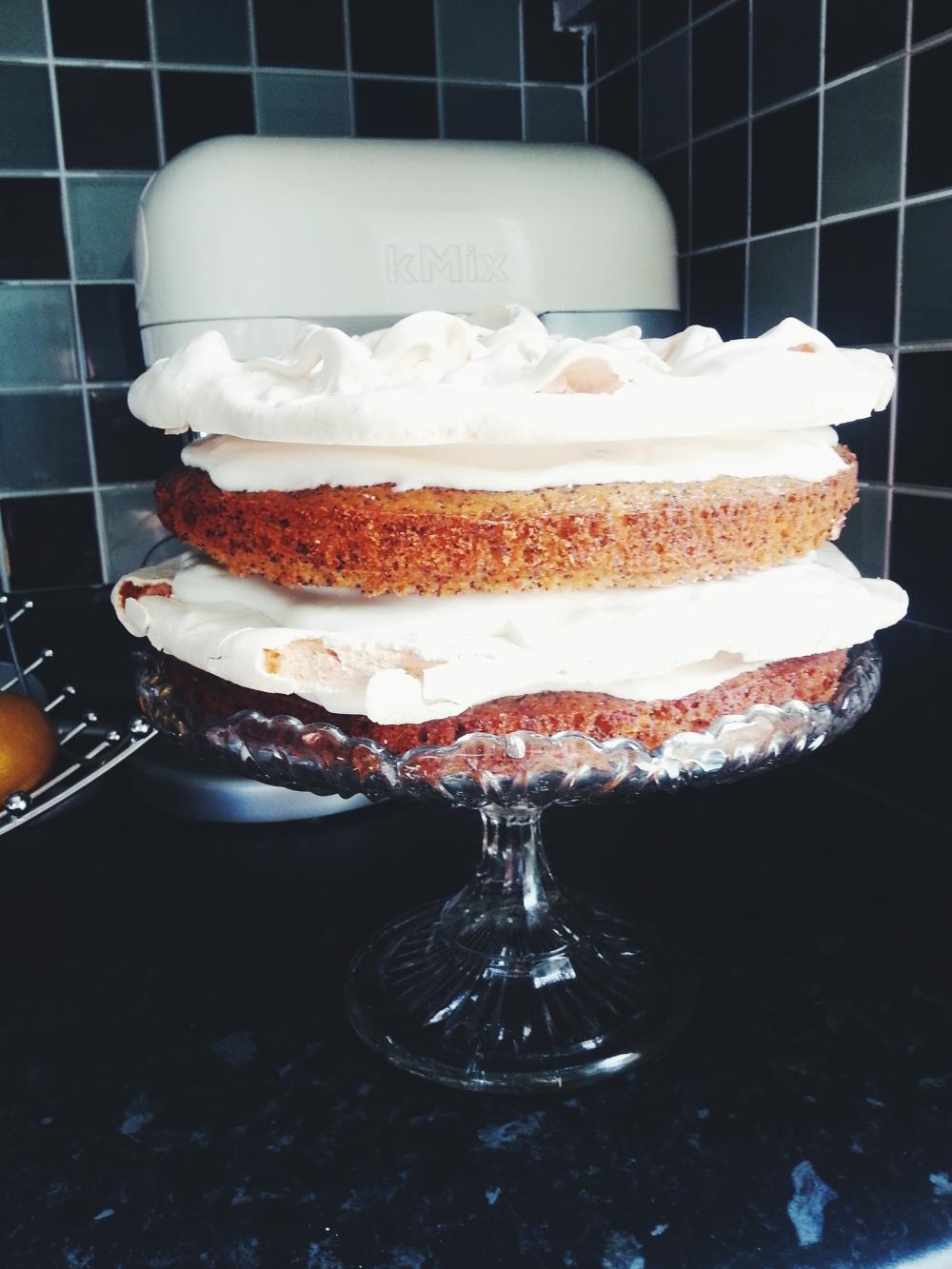Jamie Oliver Lemon Yogurt Cake Recipe: Jamie Oliver Vs Delia…on Meringues